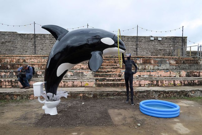 Banksy-opens-Dismaland-5